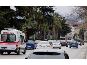 Samsun'da taşıt sayısı 353 bin 733 oldu