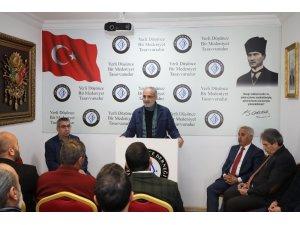 Cumhurbaşkanı Başdanışmanı Topçu'dan itirazlara ilişkin açıklama