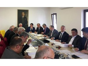 TTK TİS görüşmelerinin ikinci oturumu yapıldı
