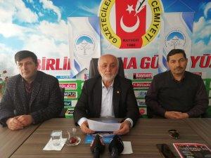 Kayseri Gönüllü Kültür Kuruluşları Derneği Başkanı Ahmet Taş 31 Mart Yerel Seçimlerini Değerlendirdi