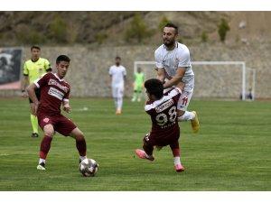 TFF 2. Lig: Gümüşhanespor: 1 - İnegölspor: 0
