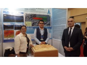 TÜBİTAK Proje Yarışmalarında Isparta'ya Türkiye üçüncülüğü
