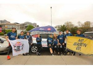 'Koşamayanlar için koşacaklar' Caddebostan'da Wings for Life World Run'a hazırlandı