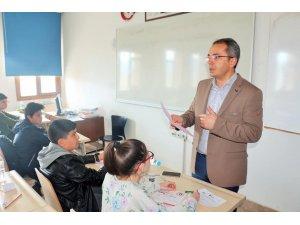 Tosya'da deneme sınavı yapıldı
