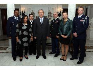 Bakan Akar Washington'daki ATC-TAİK Konferansı'nın açılış resepsiyonuna katıldı