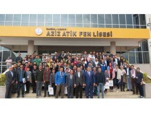 Karadeniz Bölgesi Ortaokullar Arası Matematik Olimpiyatı