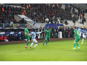 Spor Toto Süper Lig: BB Erzurumspor: 2 - Akhisarspor: 1 (Maç sonucu)