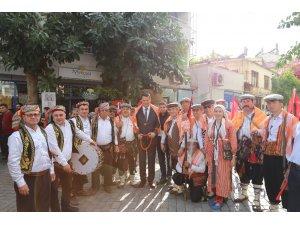 Kaş'ta turizm haftası etkinlikleri başladı