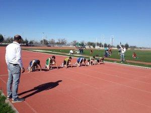 Diyarbakır'da atletizm müsabakaları tamamlandı