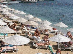 Bodrum plajlarında yeni dönem