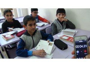 12 yaşında dünya hızlı okuma rekoru kırdı