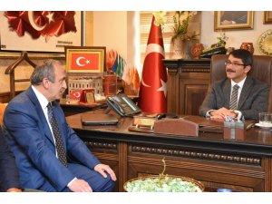 Başkan Çelik'ten Şehzadeler'e OSB müjdesi