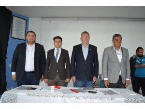 CHP Salihli İlçe Danışma Kurulu toplantısı yapıldı