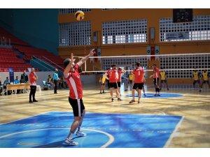 Van'da Voleybol Türkiye Finali Grup Eleme Müsabakaları