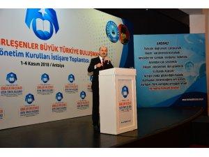 """Türk Eğitim-Sen Genel Başkanı Geylan: """"Sayın Cumhurbaşkanı'nın açıklaması ile iş güvencesi tartışması bitmiştir"""""""