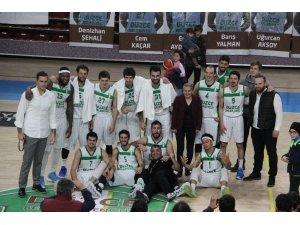 Basketbolda Düzce Belediyespor Petkimspor'u ağırlayacak