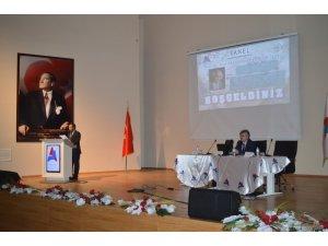 """İÇÜ'de """"Prof. Dr. Fuat Sezgin ve İslam Bilim Tarihi"""" paneli"""