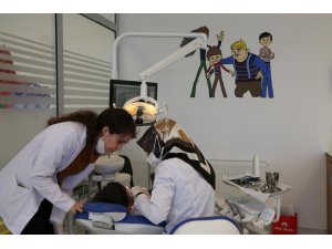 ODÜ Diş Hekimliği Fakültesi'nde 1 milyon kişi diş tedavi gördü
