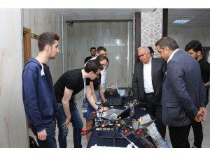 Erdemli'de 'İşletmecilik ve Teknoloji Zirvesi' başladı