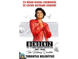 Ünlü popçu Bendeniz Turgutlu'da konser verecek