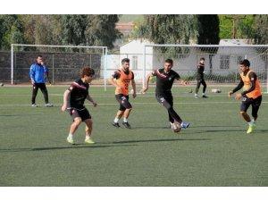 Cizrespor'da Çorum Belediyespor maçı hazırlıkları sürüyor