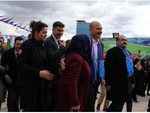 Bakan Soylu Trabzon günlerinde Ankara'daki hemşehrileriyle buluştu