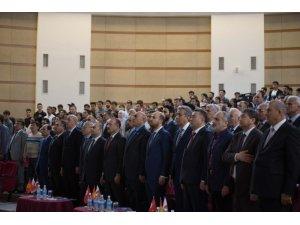 Prof. Dr. Fuat Sezgin Bişkek'te Anıldı