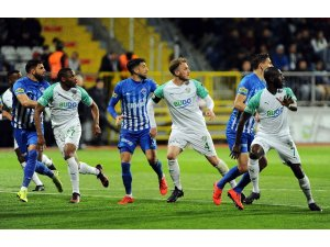 Spor Toto Süper Lig: Kasımpaşa: 1 - Bursaspor: 1 (Maç sonucu)