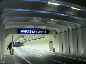 Avrasya Tüneli yarın trafiğe kapatılacak