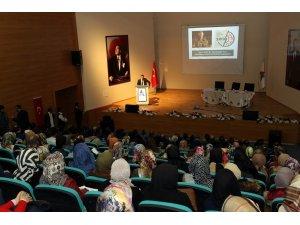 Ağrı'da 'Prof. Dr. Fuat Sezgin ve İslam Bilim Tarihi' paneli