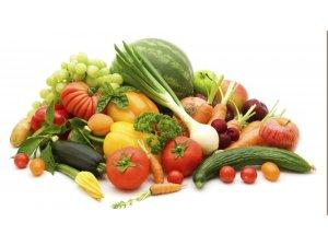 Bahar aylarında sebze yemenin önemi