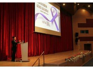 'Kolon Kanserinde Güncel Yaklaşımlar' konulu konferans gerçekleştirildi