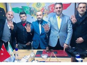 """Osmanlı Ocakları Genel Başkanı Kadir Canpolat: ''Şer güçlere karşı  'Türkiye İttifakı'' şarttır"""""""