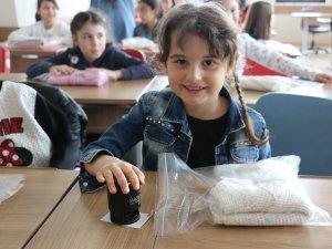 SGM'nin minik öğrencilerinden 'Değerli Kardeşime' projesi