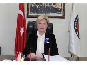 Baro Başkanı Azade Ay çocuk bayramını kutladı