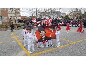 23 Nisan Bayramı Develi'de Coşkuyla Kutlandı