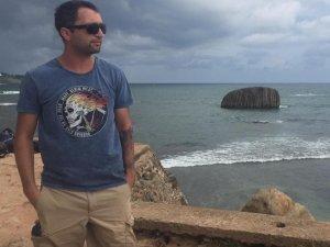 Sri Lanka'da hayatını kaybeden 2 Türk'ün cenazeleri Türkiye'ye getirildi