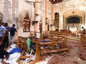 Sri Lanka'daki terör saldırılarını o örgüt üstlendi!