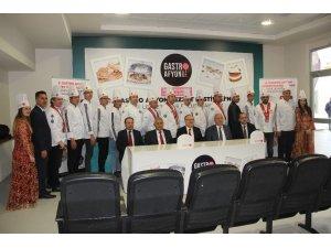 Türk ve dünya mutfağı Afyonkarahisar'da buluşuyor