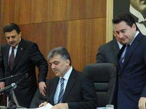 AKP içinde iki ayrı parti çalışması: 'Abiler' devrede