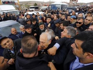 CHP liderine yumruk atan isim hakkında karar