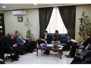 7 Aralık Üniversite ile Ürdün Üniversitesi arasında iş birliği protokolü