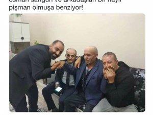 Kılıçdaroğlu'na saldıran Osman Sarıgün'ün yeni fotoğrafı ortaya çıktı