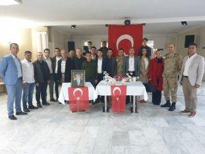 Türkiye Gaziler ve Şehit Aileleri Vakfı anma günü düzenlendi