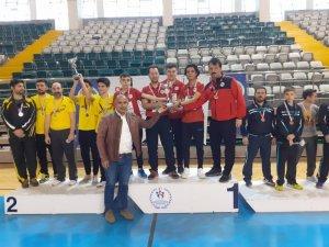 Belediye Plevne'de şampiyonluk sözü tutuldu