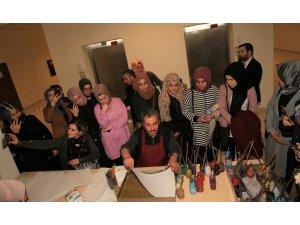 Geleneksel Kitap Sanatları Sergisi ve Paneli düzenlendi