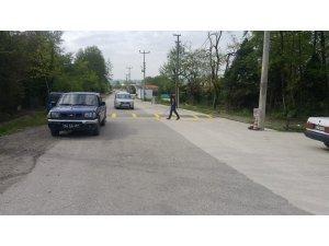 Sapanca sokaklarına bahar bakımı