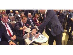 Başkan Şahin, Marmara Belediyeler Birliği Toplantısına katıldı
