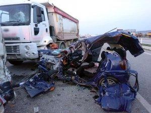 Yozgat'ta trafik kazası: Çok sayıda yaralı var