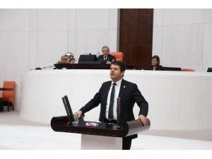 """Milletvekili Tutdere: """"İstismar vakaları toplumun güvenini yok ediyor"""""""